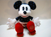 fourth july patriotic mickey mouse plush