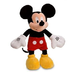 disney mickey mouse plush cuddle most