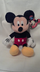 disney mickey mouse plush stuffed