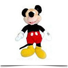 9 Disney Mickey Mouse Plush Doll Toy