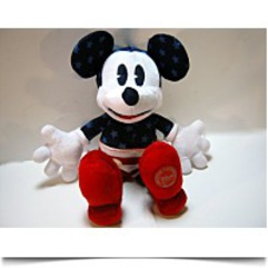 Fourth Of July Patriotic Mickey Mouse