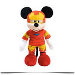 Marvel Disney Themed Mickey As Iron Man