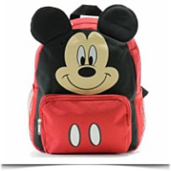 Mickey Mouse Happy Face 12 Backpack