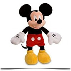 Mickey Mouse Plush 17