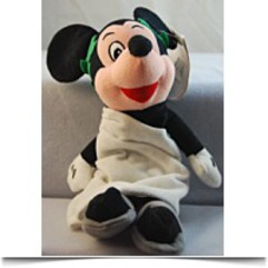 Mickey Mouse Toga Bean Bag
