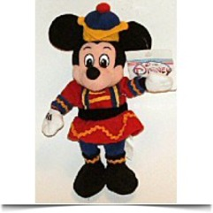 Nutcracker Mickey Mouse Bean Bag