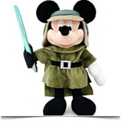 Star Wars Exclusive Mickey Mouse Luke