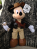 disney park indiana jones mickey mouse