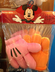 disney park mickey mouse gloves mitts