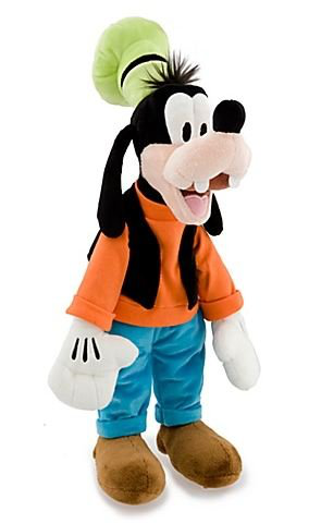 Goofy Plush Toy