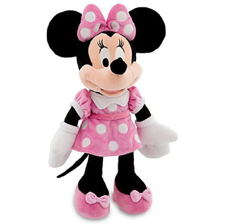 Mickey Mouse Clubhouse Minnie Mouse Plush