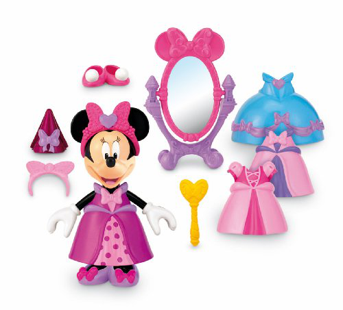 Disneys Princess Bowtique Minnie Mouse