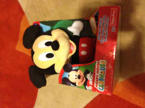 Fisher-price My Pal Plush, Mickey